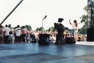 me-on-stage