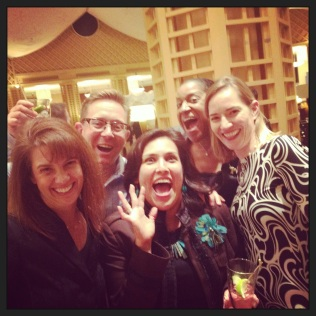 Karen, Treads, Isabel, Renee & Jacqs